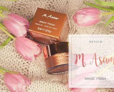M. Asam - Magic Finish - Review