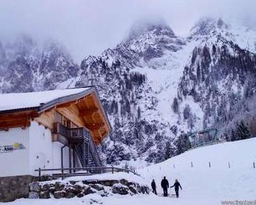 Aschinger Alm - Rodeln & Winterwandern in Tirol