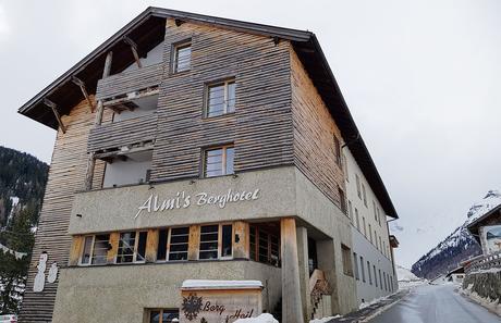 Almis Berghotel in Obernberg im Wipptal