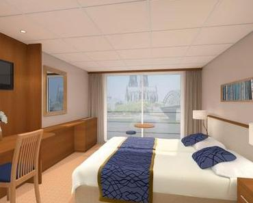 Flussschiff MS ROUSSE PRESTIGE erweitert ab 2019 die Flotte von PLANTOURS