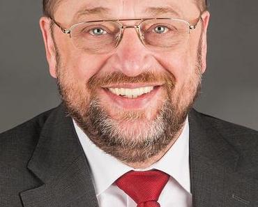 Jetzt ist Schulz!