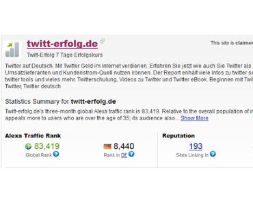 Deutsche Traffic-Mailer