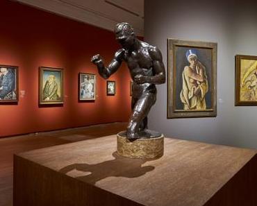 """Boxen in der Kunst: """"Glanz und Elend in der Weimarer Republik"""" in der Schirn Kunsthalle Frankfurt/Main"""
