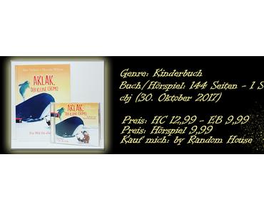 .: Rezension ~ Aklak, der kleine Eskimo - Ein Wal für alle Fälle :.