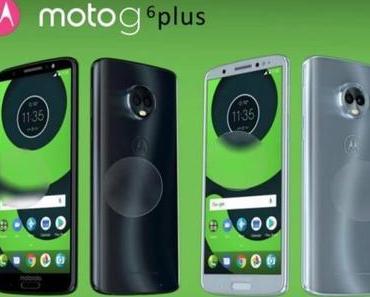 Motorola mit Moto G6 und neuem Lautsprecher-Mod auf dem MWC?