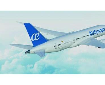 "Air Europa lockt mit ""LOVE25"""