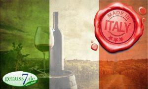 Italien, das Land der Rotweine