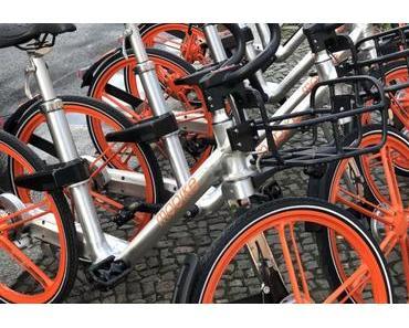 Testbericht: Bike-Sharing Dienst Mobike in Berlin