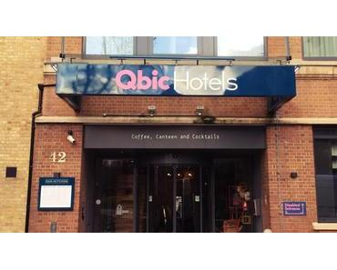 [TRVL hotelreview] QbicHotels – London