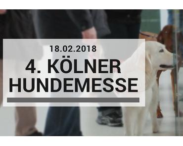 Die 4. Kölner Hundemesse