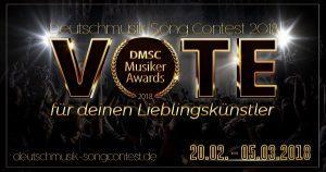 Award für deutschsprachige Musik: Fan-Voting startet am 20. Februar