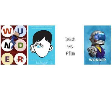 "Review | Buch vs. Film – ""Wunder/Wonder"""