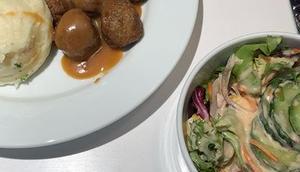 Köttbullar #IKEA #foodporn Instagram