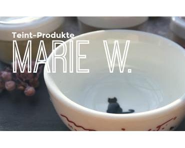 [Review] Marie W. - Teintprodukte*