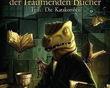 {Rezension} Die Stadt der Träumenden Bücher – Teil 2: Die Katakomben (Graphic Novel) von Walter Moers und Florian Biege