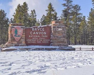 Bryce Canyon im Winter – einfach zauberhaft!