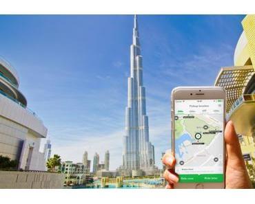 Lieferdienst: Mit Careem steigt die nächste Fahrdienstplattform ein