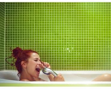 Entspannung pur: Badewannen mit Sound Wave-Effekt