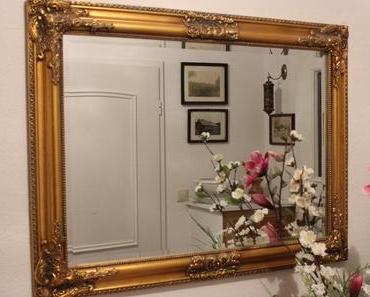 Der Spiegel, eine zauberhafte Wanddekorationen für ein gemütliches Zuhause