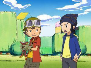Digimon Frontier – Februar