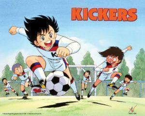 Alles über die Kickers Gesamtbox und OVA