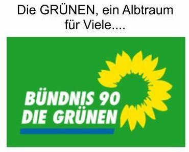 Die GroKo ist nicht gut, doch ausgerechnet die GRÜNEN kritisieren. Eine Partei die Deutschland verachtet und lebensunwürdig gestaltet