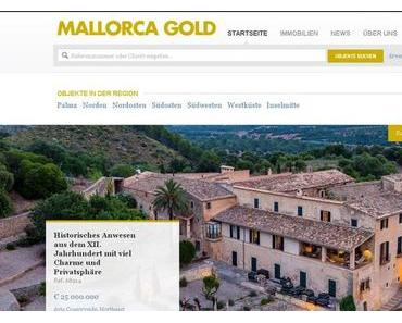 MALLORCA GOLD veröffentlicht Luxusimmobilien-Report 2017