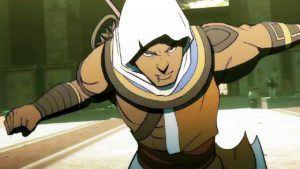 Real in Anime: Assassin's Creed als blutiger Anime