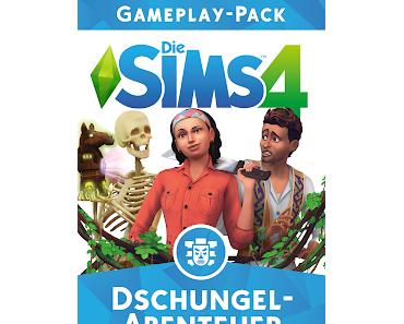 Die Sims 4 - Dschungel-Abenteuer