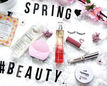 Meine Frühlings Must-Haves 2018 | Beauty