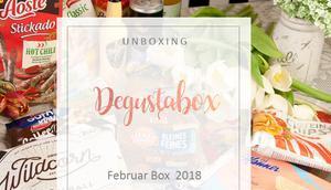 Degustabox unboxing Februar 2018