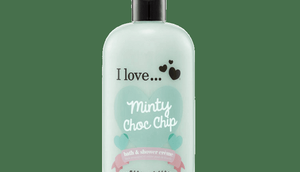 Love... Bath Shower Créme Minty Choc Chip