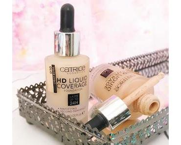 Catrice HD Liquid Coverage Foundation - Review