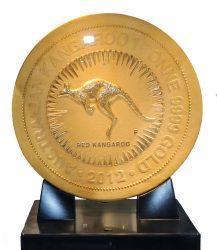Die teuerste Goldmünze der Welt – Red Kangaroo