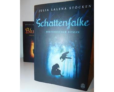 Schattenfalke (Hlew –Reihe 2) von Julia Lalena Stöcken