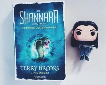 Die Shannara Chroniken – Die Erben von Shannara – Druidengeist   Terry Brooks