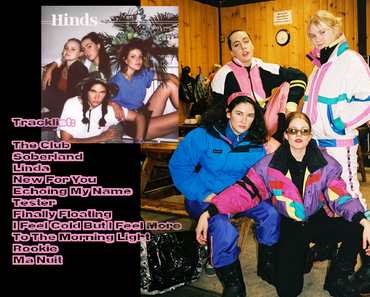 """Tanzen im Ski-Resort – Hinds veröffentlichen Video zur Single """"The Club"""""""