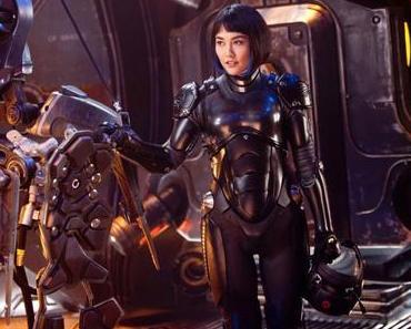 PACIFIC RIM ist Guillermo Del Toros Spielzeug Sci-Fi Fantasie