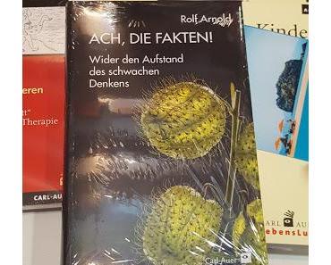 Leipziger Buchmesse: Diese Bücher haben mich interessiert (Teil 3)