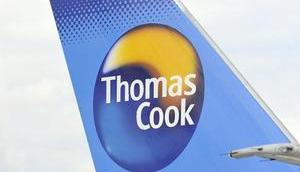 Thomas Cook Airlines Balearics hebt Samstag