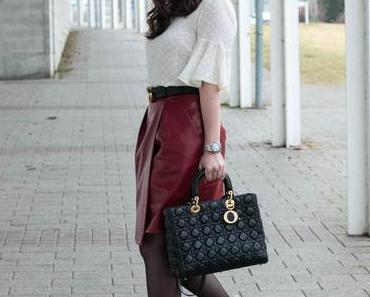 Outfit mit Lady Dior & Closet London