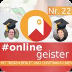 E-Learning #Onlinegeister (Netzkultur-Podcast)