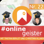 E-Learning — #Onlinegeister Nr. 22 (Netzkultur-Podcast)