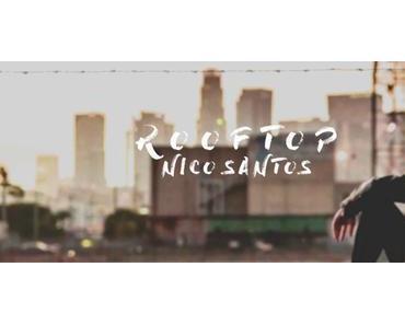 Nico Santos hat im Ferienclub für die Bühne trainiert