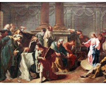 Bibeltexte für die Passionswoche – Dienstag (Kardienstag)