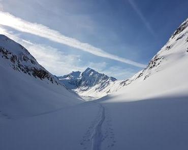 Seewerspitze: Skitour durch das einsame Tal
