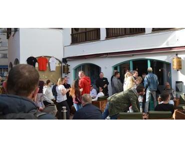 Promi-Auftrieb in Cala Millor