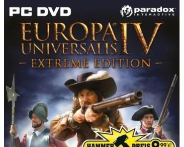 Europa Universalis IV Extreme Edition Gewinnspiel
