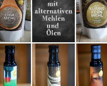 Themenwoche: Backen mit alternativen Mehlen und Ölen