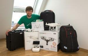 Drohne kaufen leicht gemacht: Der Weg zum ersten Flug mit einem Copter